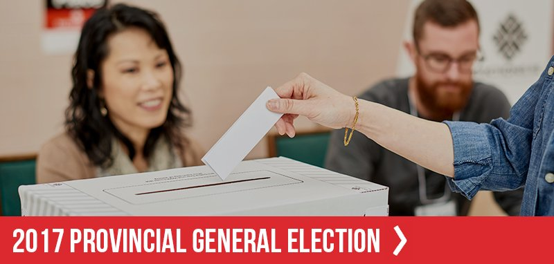 2017 Provincial General Election